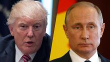 Trump will meet Putin next week, U.S. officials say