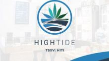 High Tide Announces Opening of Guelph Retail Cannabis Store