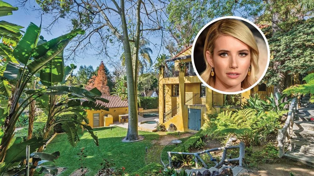 Emma Roberts Lands House In Los Feliz Exclusive