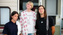 51 Rarely Seen Backstage Photos of Grunge Bands in the 90s