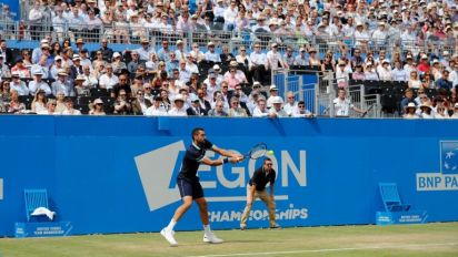 Queen's Club 2017 live: Semi-final action from the Aegon Championships