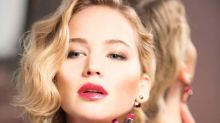 Jennifer Lawrence's Dior Addict Lipstick Campaign is Here