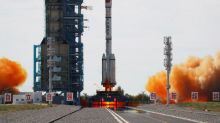 China launches 3 astronauts to its space station