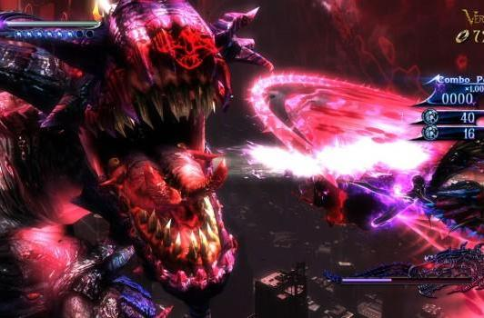 Bayonetta 2's co-op mode bets on your success