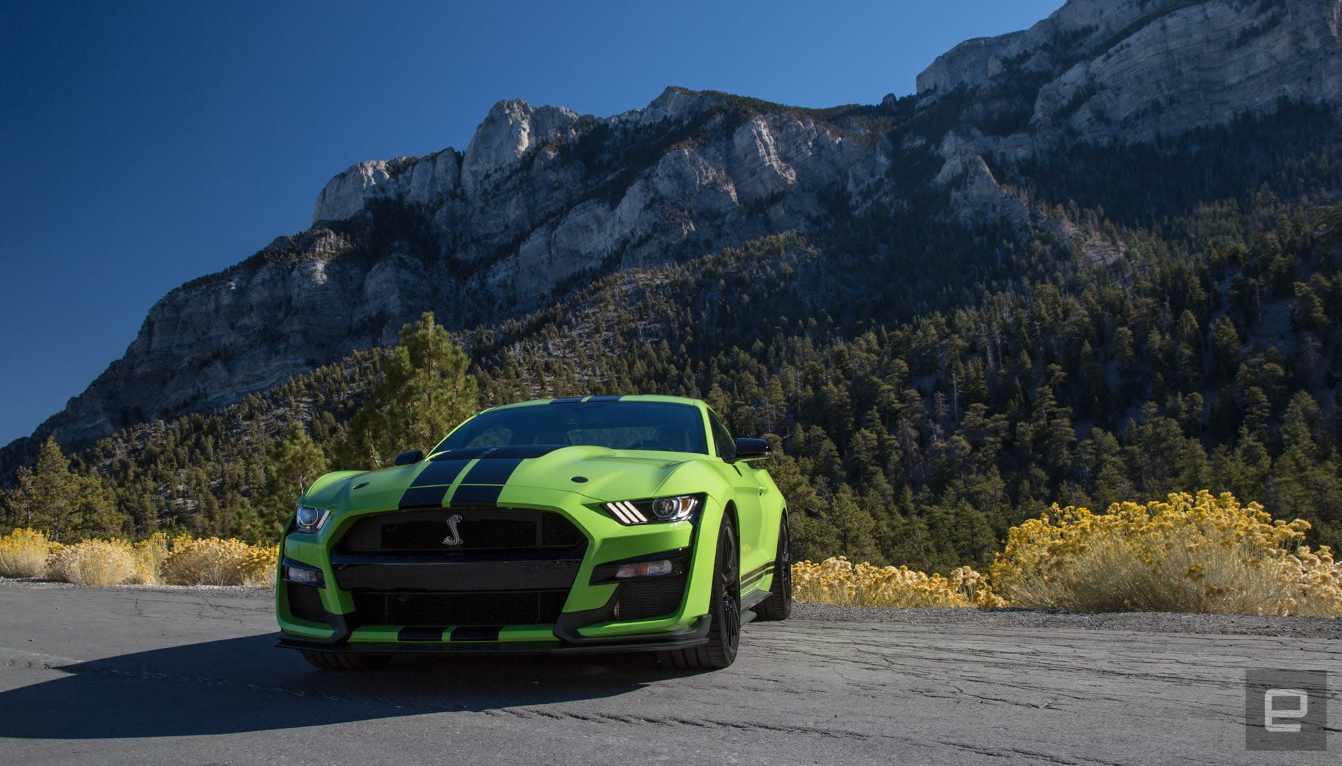 2020 Shelby GT500 Mustang first drive