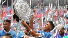 Meaningless Community Shield ends barely visible seam between seasons