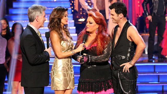 'Dancing With The Stars' elimination: Wynonna Judd goes home