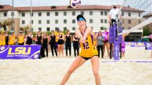 How LSU beach volleyball will use NCAA Championship site sand, wind to its advantage