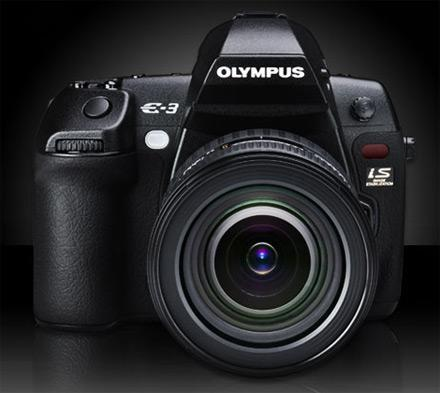 Olympus E-3 DSLR is officially official