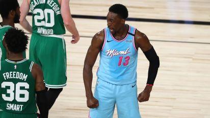 Heat nipping at heels of Celtics' No. 3 seed