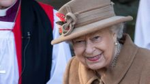 The Queen is extending her Christmas holiday for another month