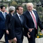 Macron, Trump vow 'joint response' if chemical attack in Syria