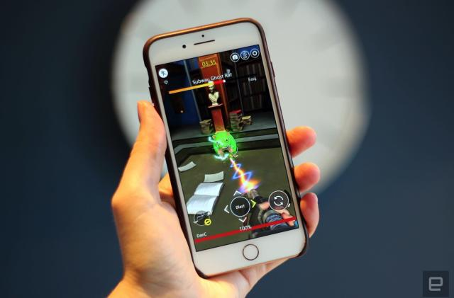 'Ghostbusters World' combines 'Pokémon Go' and turn-based battles