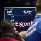 Exxon Mobil Stock Falls 5%