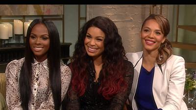 Jordin Sparks, Carmen Ejogo And Tika Sumpter Reminisce About Working With Whitney Houston On 'Sparkle'