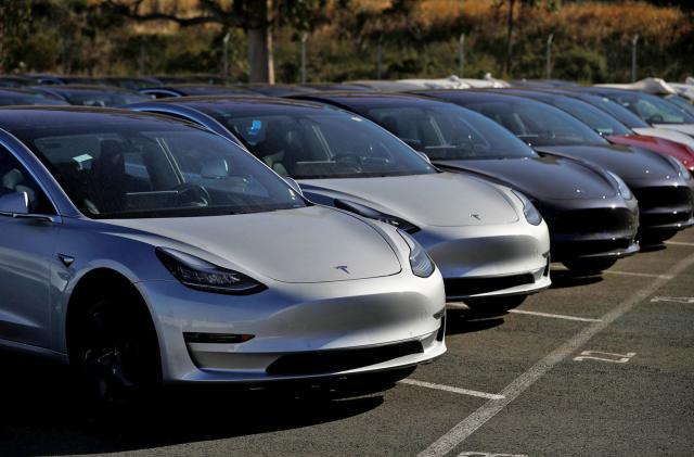 Tesla made 5,031 Model 3s in a week