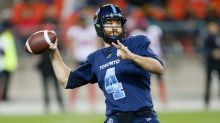 CFL quarterback opting out, in hopes of another NFL chance