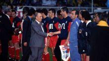 Les années François Mitterrand du football français