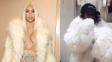 Kim Kardashian Reveals She Had All Her Favorite Fur Coats Remade in Faux Fur
