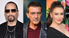 Ice-T, Antonio Banderas and Alyssa Milano among celebrities directly impacted by the coronavirus