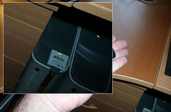 Slimmer Xbox 360 spied in the wild? (mystery solved)