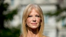 Kellyanne Conway Should Be Removed From Federal Office, Ethics Agency Says