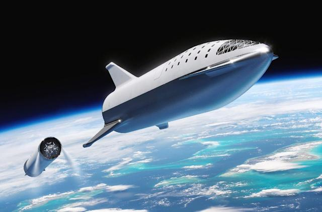 SpaceX BFR has a new name: Starship