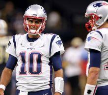 425d7f24 Yodny Cajuste   New England Patriots   National Football League ...