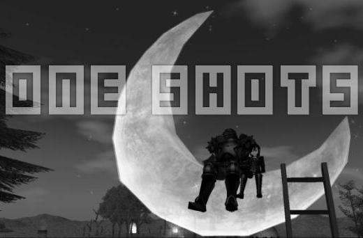 One Shots: Over the moon and back