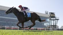 Waging War chasing another VOBIS Gold Mile