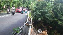 Police: Part of Jalan Bayan Lepas-Balik Pulau closed to heavy vehicles after landslide