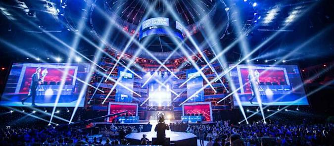 The business of eSports in numbers