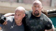 Dwayne Johnson y Vin Diesel hacen las paces por el bien de Fast and Furious