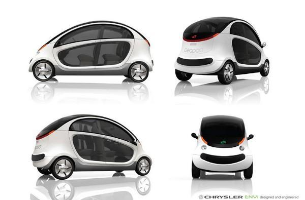 GEM becomes Green Eco Mobility, introduces Peapod prototype