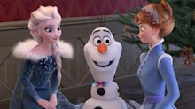 In defense of Olaf's Frozen Adventure