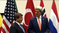 US, Turkey Express Mutual Support on Key Issues