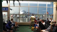 Airliners are on their own with no air traffic control at a Florida airport for 12 days after FAA staff contracted COVID-19