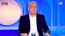 ONPC : Laurent Ruquier conclue l'émission  et donne rendez-vous aux téléspectateurs (vidéo)