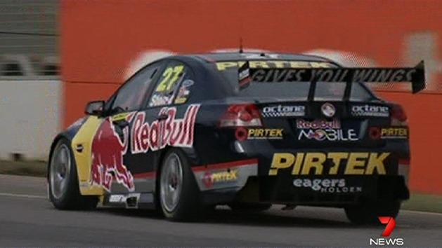 Stoner ready for V8 supercars