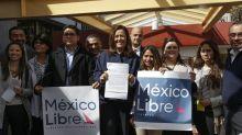 México Libre hizo afiliaciones masivas en iglesias; partidos de Gordillo y Haces afiliaron en Senado, FGR y SFP