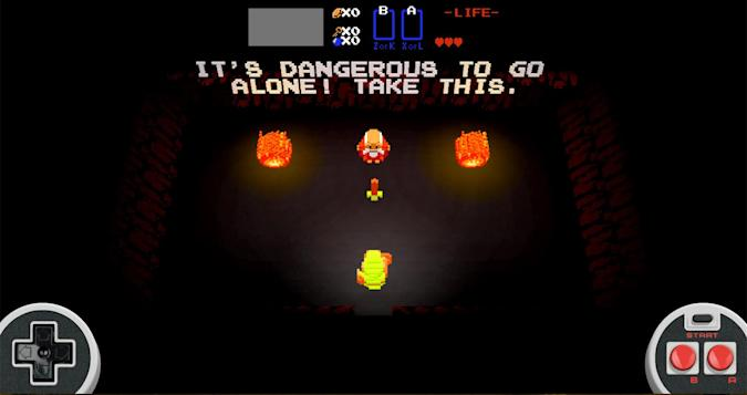 Zelda 30 tribute