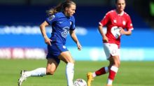 Fran Kirby marks Chelsea recovery with opening goal in Bristol City thrashing