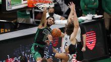 Tatum scores 31, rallies Celtics past Wizards 111-110