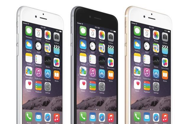 """iPhone 6 Plus accounted for 41% of Q4 U.S. """"phablet"""" sales in one month"""