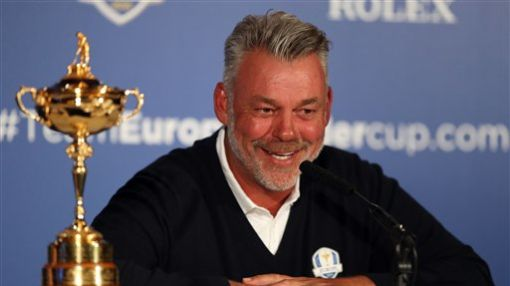 Westwood, Kaymer, Pieters get captain's picks for Ryder Cup
