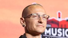 On the 1-year anniversary of Linkin Park singer Chester Bennington's suicide, his wife speaks out