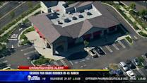 Search for bank robber in 4S Ranch