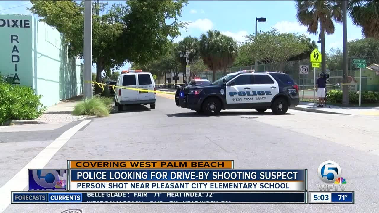 Police looking for drive-by shooting suspect [Video]
