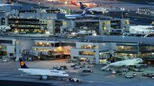 Flugzeug-Zusammenstoß auf Frankfurter Flughafen verläuft glimpflich
