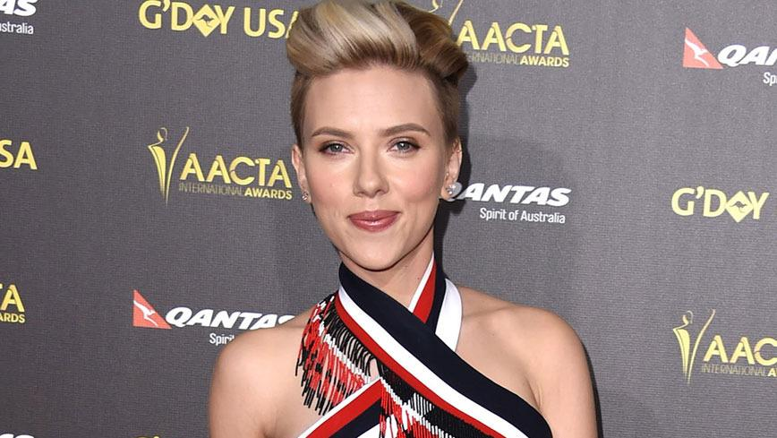 Scarlett Johansson When She Came Out Of Me I Was So Surprised